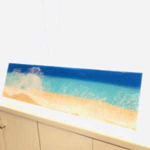 作り方 レジン 海